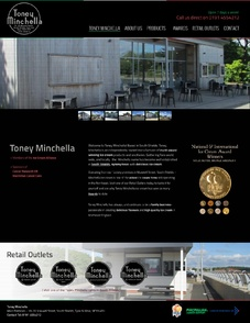 Toney Minchella Ice Cream Parlours Design