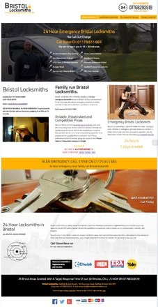 Bristol Locksmith Design
