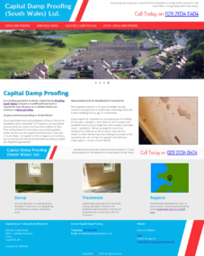South Wales Damp Proofing Design
