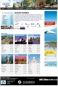 Srilanka Travels Design