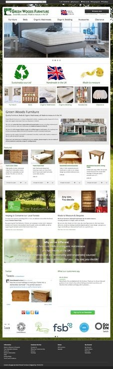 Green Woods Furniture Design