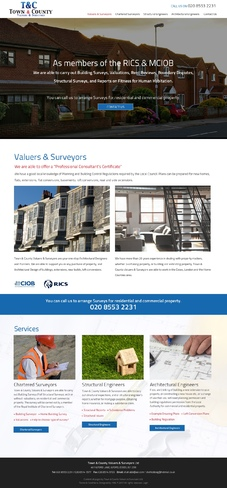 Town & County Valuers & Surveyors Design
