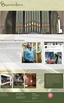 GO Organ Builders Design